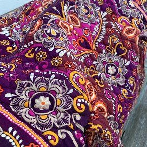 Vera Bradley Large Duffle Bag (retired pattern)